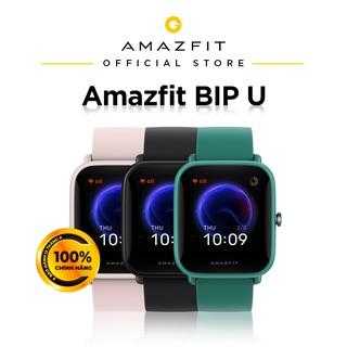 Đồng Hồ Thông Minh Amazfit BIP U
