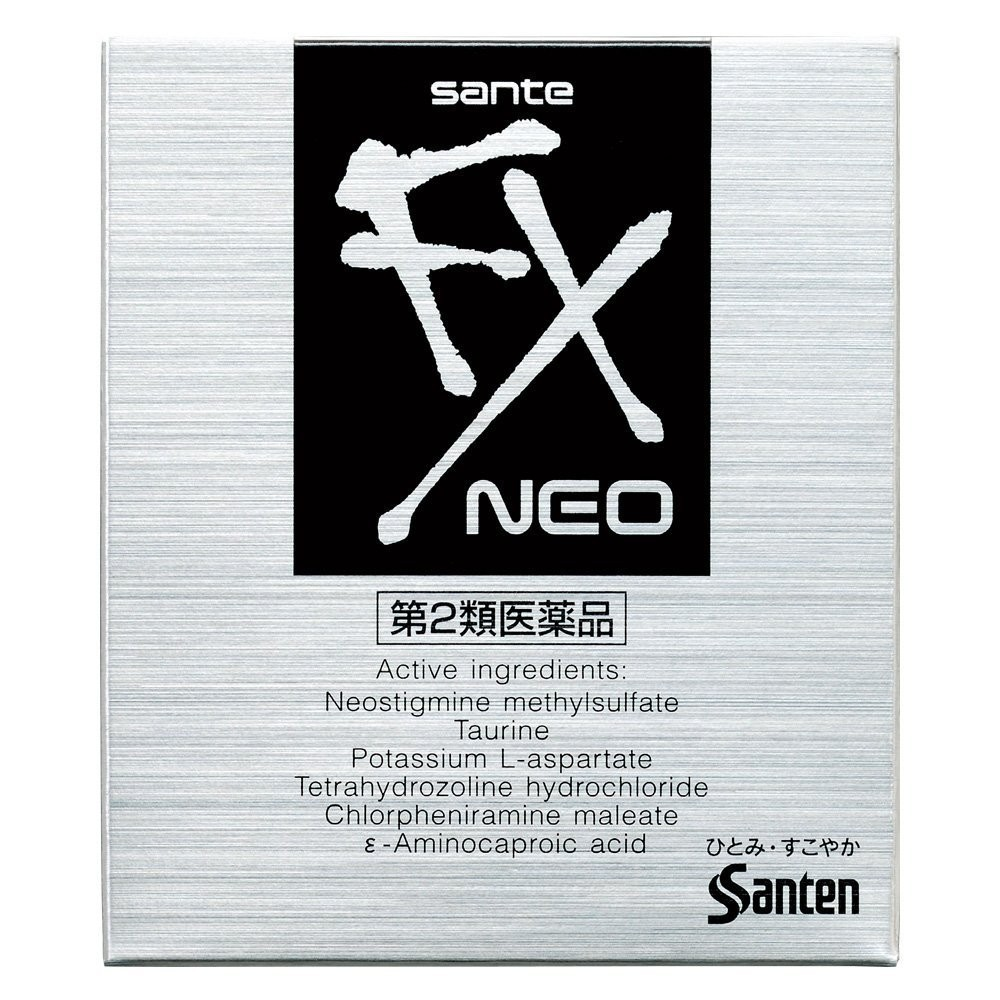 Thuốc nhỏ mắt Sante FX Neo 12ml