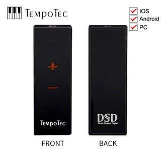 Thiết bị chuyển đổi bộ khuếch đại âm thanh tai nghe TempoTec SONATA HD PRO TYPE C TO 3.5MM DSD256 cho Android/iPhone DAC