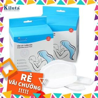 Combo 5, 10 hộp tấm lót thấm sữa giặt được kiluta ( sỉ)