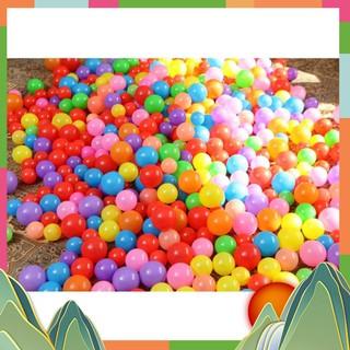 Túi 70 bóng nhựa Size 7,5 cm nhiều màu sắc Cao Cấp