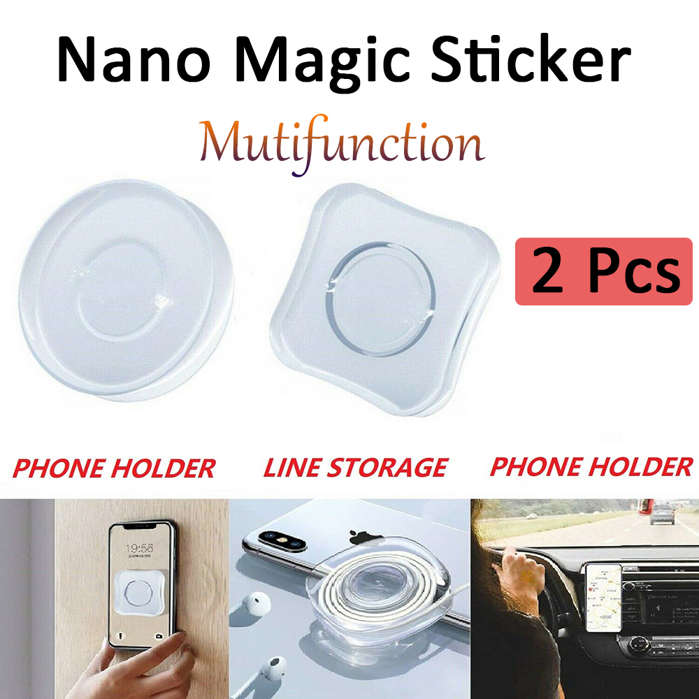 Miếng dán nano gắn tường ma thuật