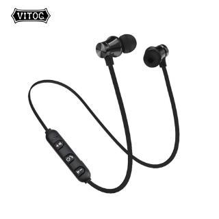 Tai Nghe Vitog XT11 Kết Nối Bluetooth 4.2 Không Dây Thiết Kế Thể Thao Tiện Dụng