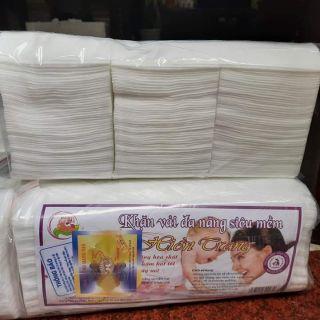 Combo 10 gói khăn khô đa năng hiền trang