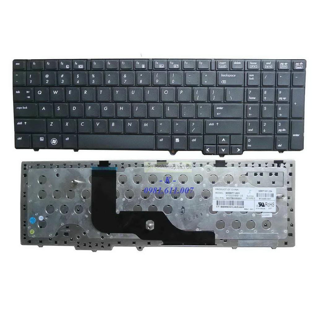 Bàn phím HP Probook 6540B 6545B 6550B 6555B Giá chỉ 205.000₫