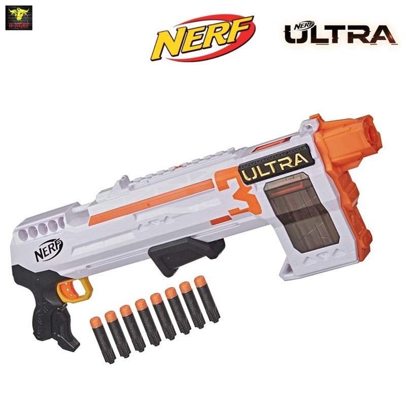 Đồ Chơi Nerf Ultra Three Mới Không Hộp