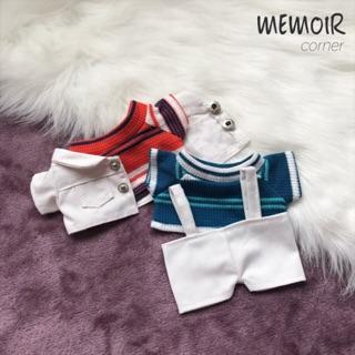 Outfit cho Doll 20cm – Boyfriend Material ❤️