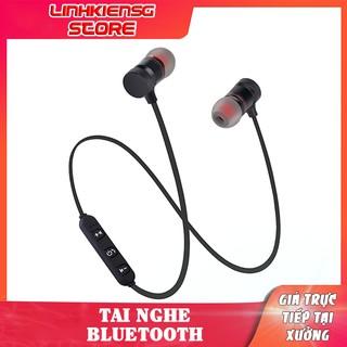 Tai Nghe Bluetooth Không Dây Hít Nam Châm Thời Trang