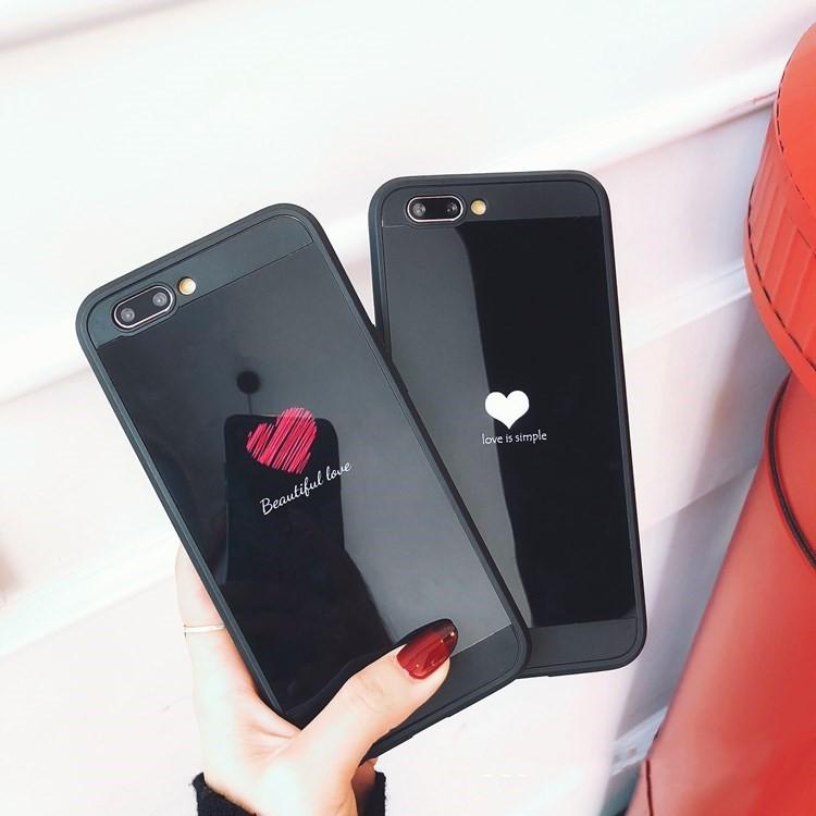 Ốp silicon Love
