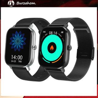 Đồng Hồ Đeo Tay Thông Minh Kết Nối Bluetooth Hỗ Trợ Đo Huyết Áp 1.54inch Kèm Phụ Kiện