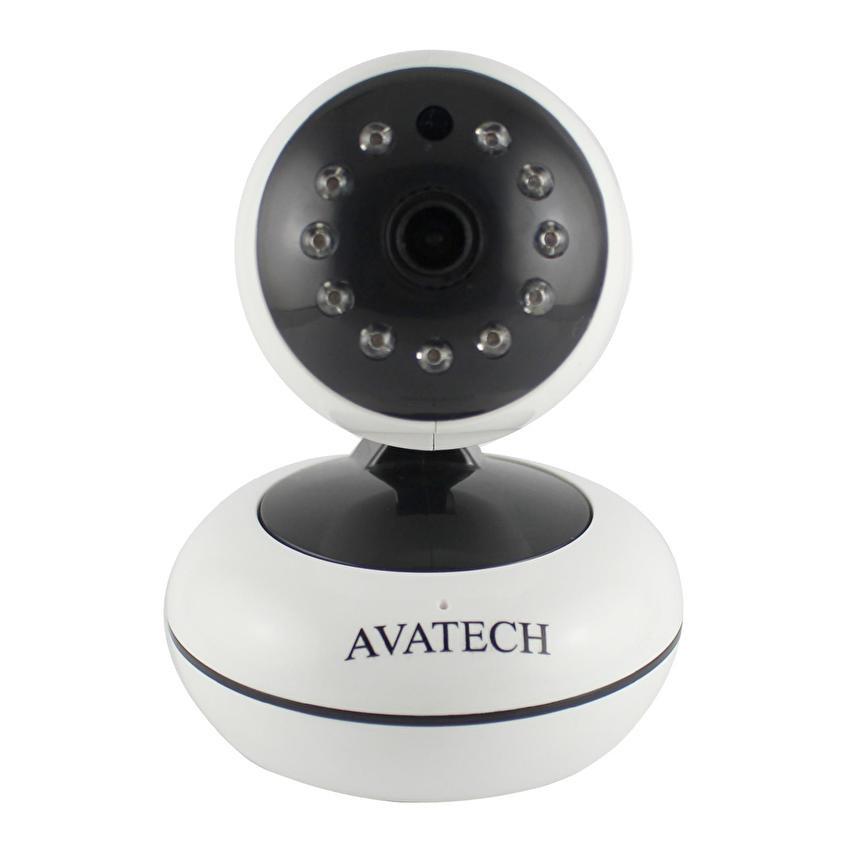 Camera quan sát IP Wi-Fi AVATech AVT-202 1.0 (Trắng) - 3367386 , 629437076 , 322_629437076 , 335000 , Camera-quan-sat-IP-Wi-Fi-AVATech-AVT-202-1.0-Trang-322_629437076 , shopee.vn , Camera quan sát IP Wi-Fi AVATech AVT-202 1.0 (Trắng)