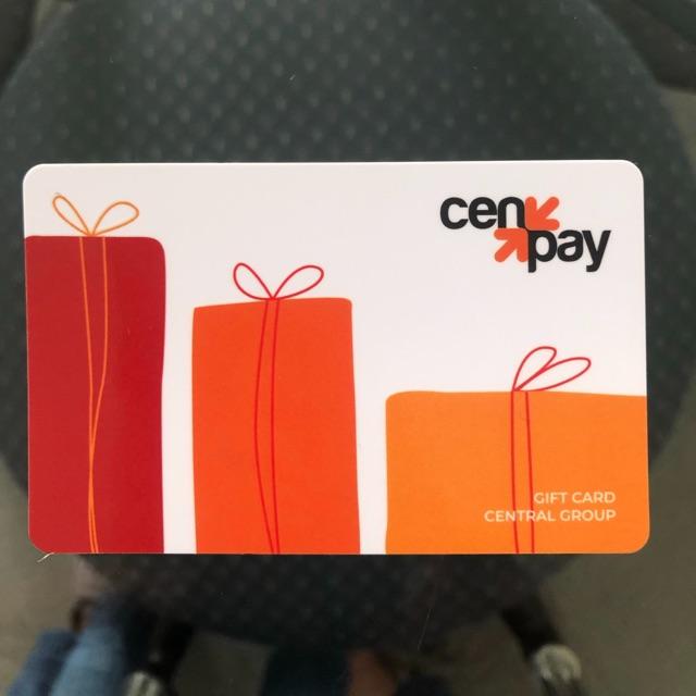 Cenpay central gift card