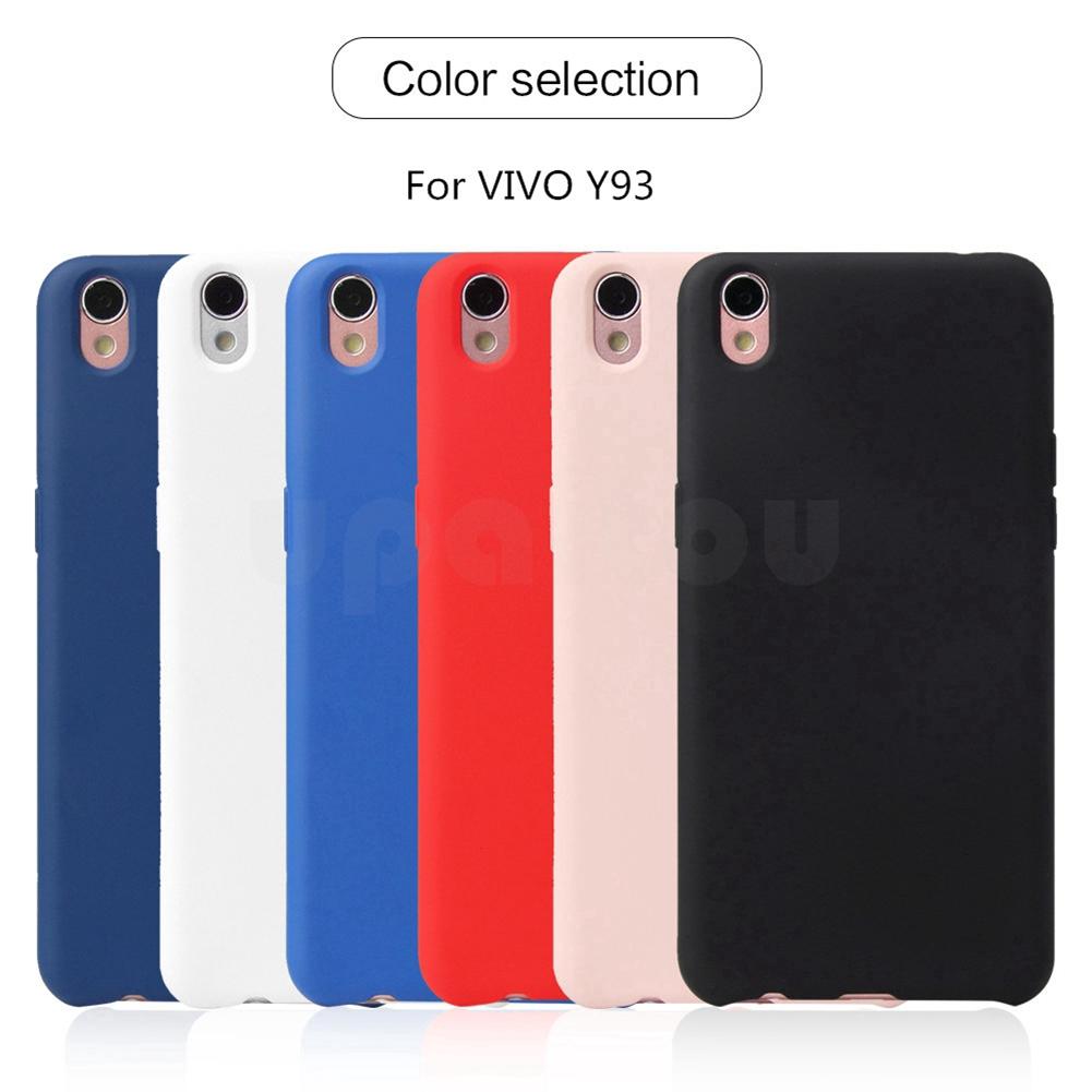 Ốp lưng silicone chống sốc cho VIVO y93 y97