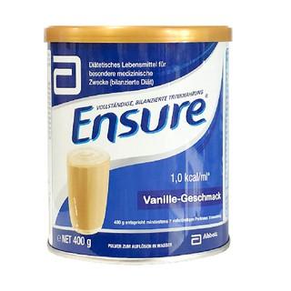 Sữa bột Ensure Powder Vanille-Geschmask 400g - Nhập khẩu Đức thumbnail