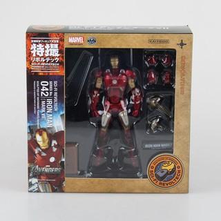 Mô hình Iron Man Mark VII SCI-FI Revoltech Avenger I