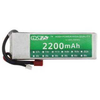 Pin Lipo 11v1 2200mah 35c