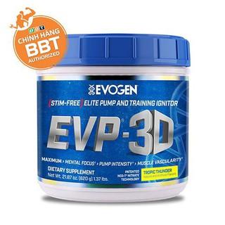 EVP-3D Nguồn Năng Lượng Cao – Siêu Tăng Cơ Không Chất Kích Thích