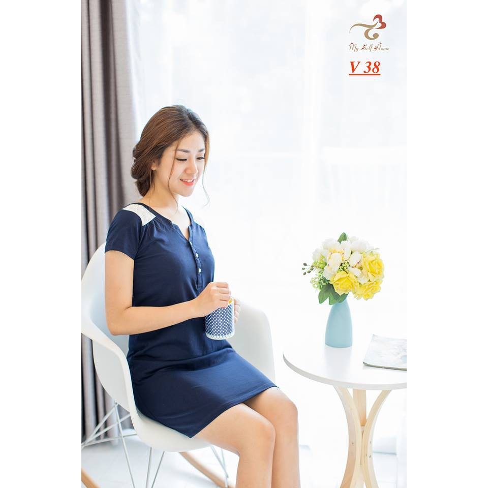 3T My Self Home - Váy -Chất vải cotton