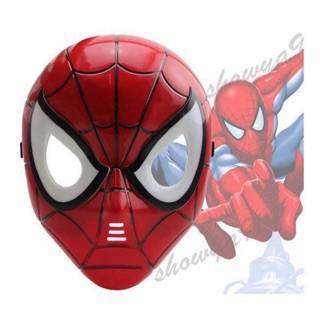 Mặt nạ người nhện phát sáng sale off