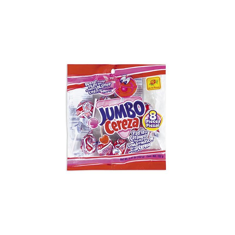 Combo 2 bịch kẹo gum Jumbo Cereza