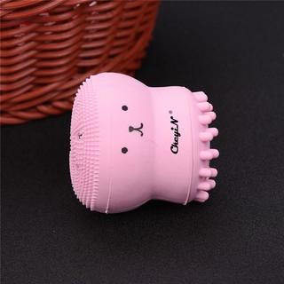 Hình ảnh Bạch tuộc hoạt hình Bàn chải làm sạch da mặt Hướng dẫn làm sạch da mặt-6