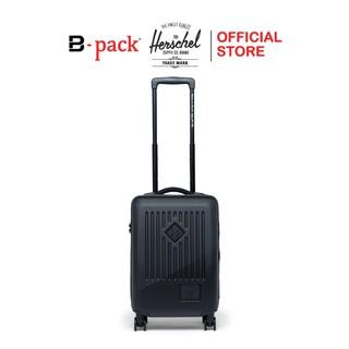Va li du lịch thời trang bảo hành 1 NĂM HERSCHEL Trade Power Carry-On Black Black CHÍNH HÃNG 22.8x35.5x54.6cm thumbnail