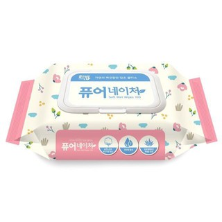 Khăn giấy ướt cao cấp Hàn Quốc không mùi 100 tờ HSD 2021