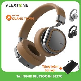 Tai nghe bluetooth plextone cao cấp BT270
