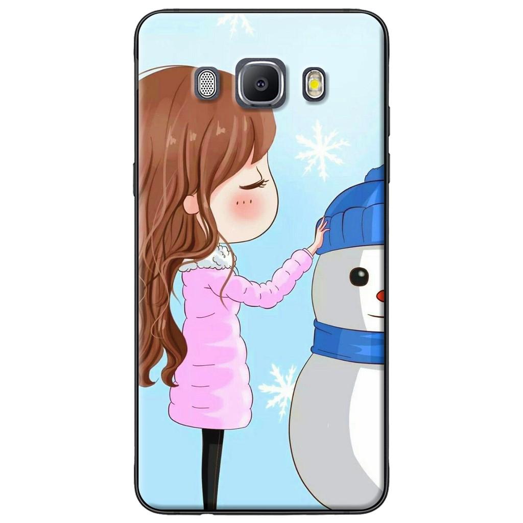 Ốp lưng Samsung J3,J5,J7 (2016), J2 Prime, G530 Em đắp tuyết