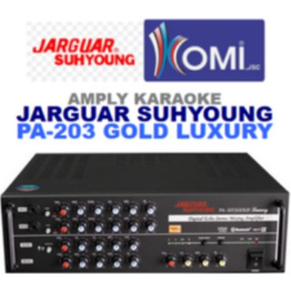 AMPLY JARGUAR SUHYOUNG PA-203 GOLD LUXURY GIÁ TỐT. thumbnail