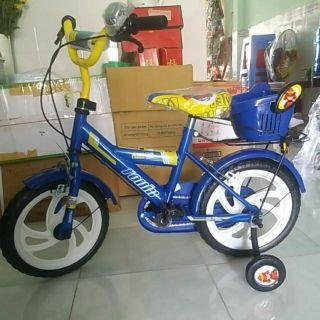 Xe đạp 3 bánh 14 inches cho bé – hàng nhựa Chợ Lớn