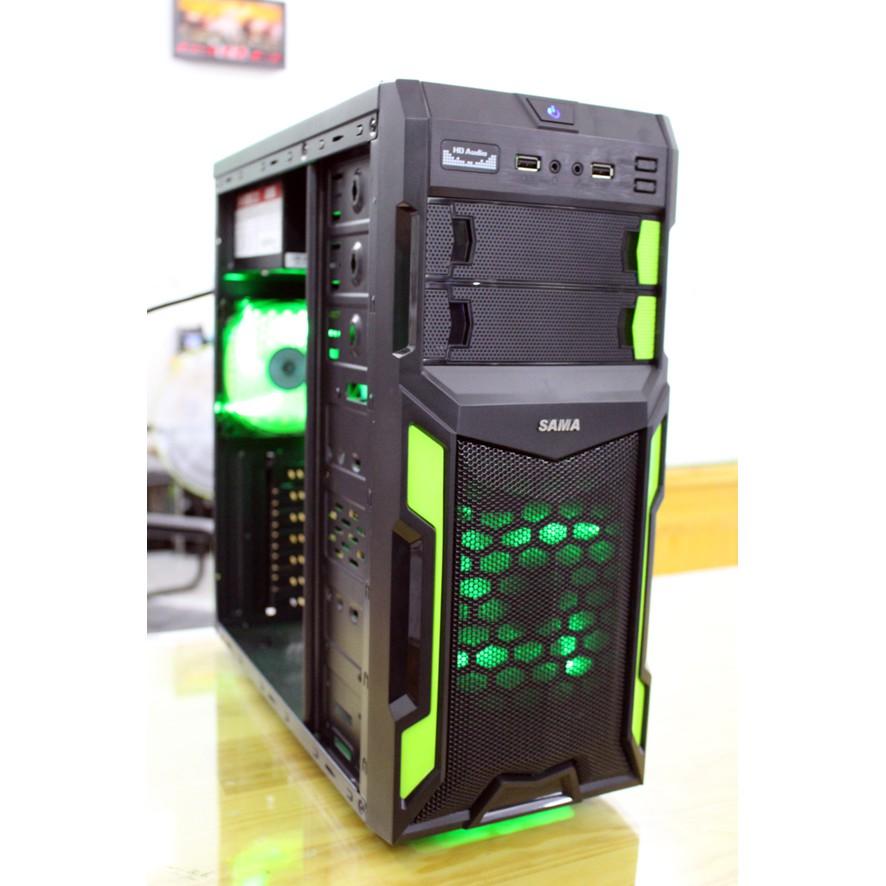 BỘ MÁY AMD RYZEN 3-1200 CHO AE CHIẾN GAME – ĐỒ HỌA TRONG TẦM GIÁ Giá chỉ 5.900.000₫