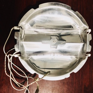 [Mã ELFLASH5 giảm 20K đơn 50K] Bộ 2 Bóng và mâm nhiệt bếp điện quang hồng ngoại