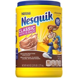 Sữa Bột Ca Cao Nesquik Classic Chocolate Drink Mix - Nhập Khẩu Mỹ thumbnail