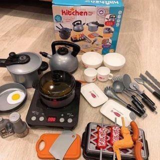 Bộ Đồ Nấu Ăn 36 món cao cấp cho bé