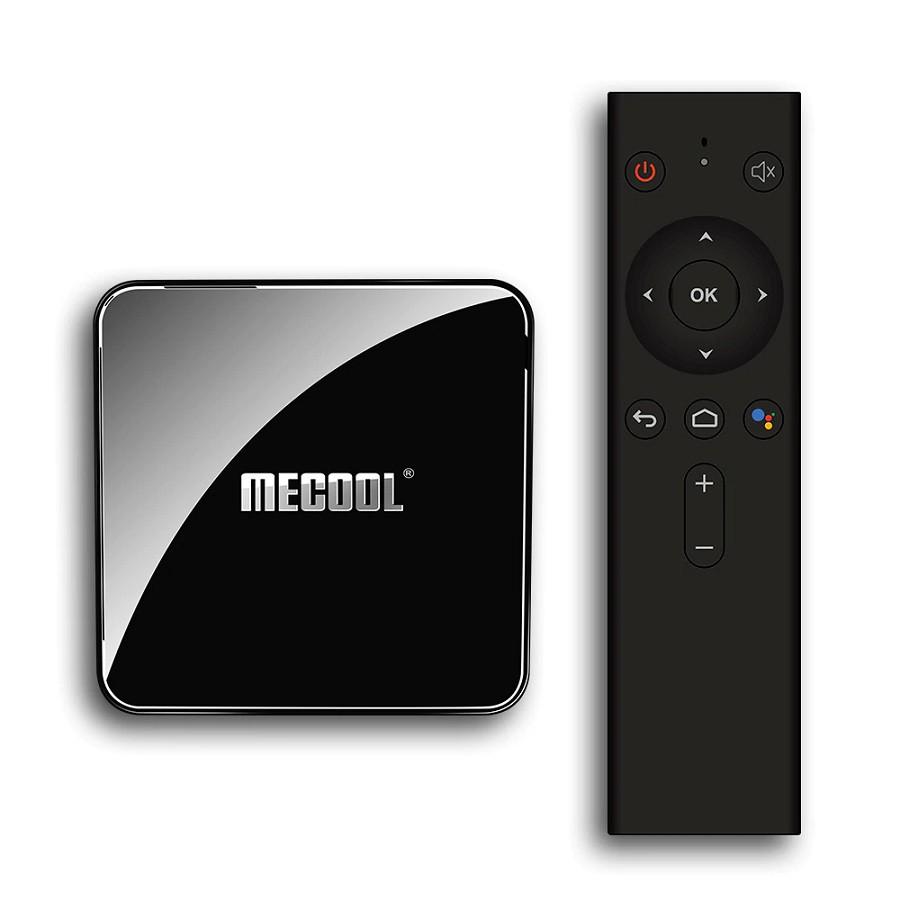 Mecool KM3 Android TV 9.0 Chứng Chỉ Google (Google Certificate), Amlogic S905x2 4gb/64gb, Remote Voice Giọng Nói