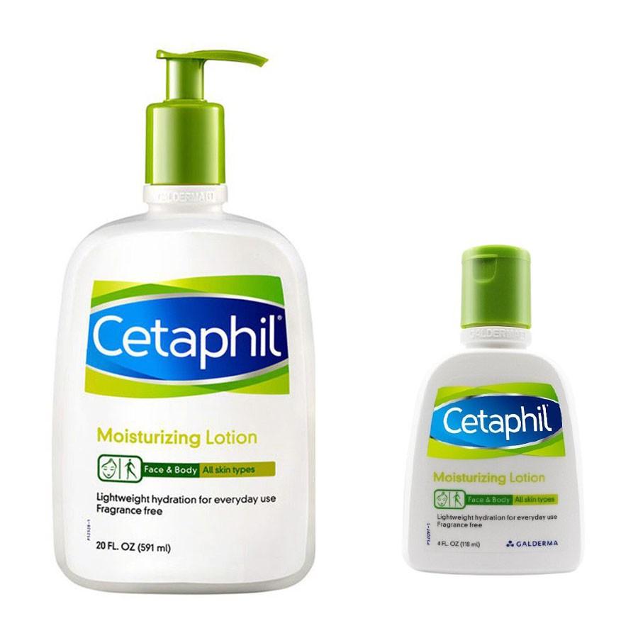 Sữa Dưỡng Ẩm Cetaphil Moisturizing Lotion Body & Face