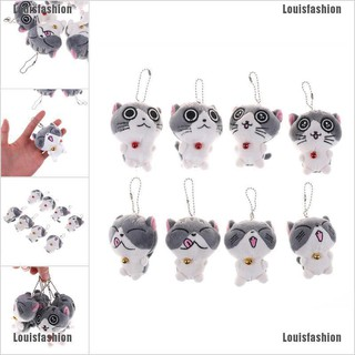 [COD]Cat Meow Collection Mini Plush Stuffed Dolls Cute Small Pendant