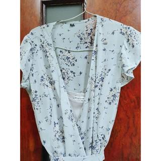 váy wrap min design size S