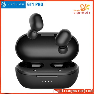 Tai nghe blutooth xiaomi Haylou GT1/ GT1 Pro [ Đổi 1-1] True Wireless 5.0, Pin trâu,nhỏ gọn, nghe gọi cực tốt