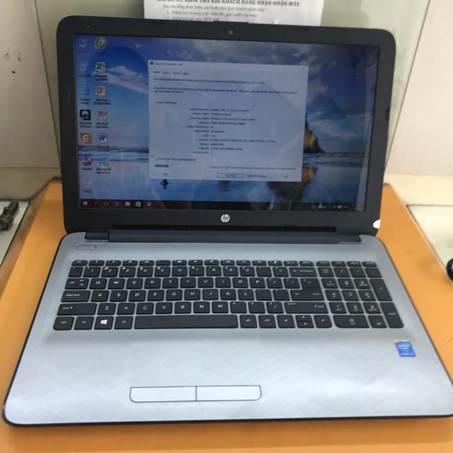 Máy HP Notebook 15-ac146TU (Intel Core i3- 5005U 2 GHz, 4GB RAM, 500GB HDD, Intel HD Graphics 5500, - 2654679 , 983511878 , 322_983511878 , 5900000 , May-HP-Notebook-15-ac146TU-Intel-Core-i3-5005U-2-GHz-4GB-RAM-500GB-HDD-Intel-HD-Graphics-5500-322_983511878 , shopee.vn , Máy HP Notebook 15-ac146TU (Intel Core i3- 5005U 2 GHz, 4GB RAM, 500GB HDD, Inte