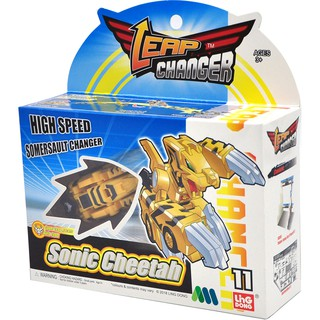 Tốc chiến thần xa – Sonic Cheetah