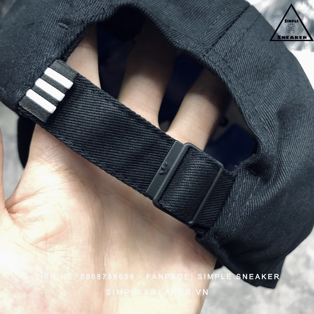 Nón Adidas FREESHIP Adidas Classic Trefoil Basball Cap Chính Hãng - Mũ Adidas Auth [FJ2544 - EC3603]