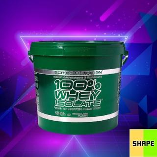 Whey Cao Cấp Whey Protein Isolate Scitec [4kg] - Sữa Tăng Cơ Thủy Phân - Không Làm Nóng Gan - Chính hãng The Shape thumbnail