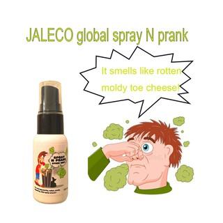 ❀❀ Liquid spray mister fart prank pooter stink bottle smell & novelty gag toys