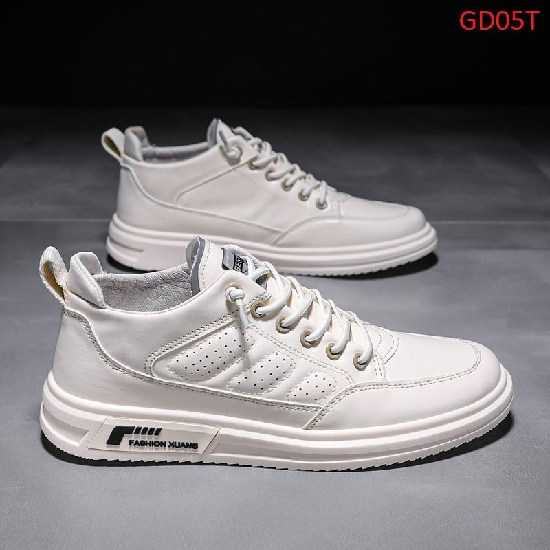 Giày thể thao nam - Giày sneaker nam cổ thấp GD05T mẫu bán chạy nhất hàn quốc