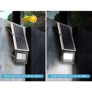 Đèn LED pha năng lượng mặt trời 30W - hình 2