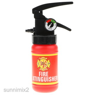 Fun Fire Extinguisher Toy – Kid & Boy Fireman Role Playing Costumes Dress Up