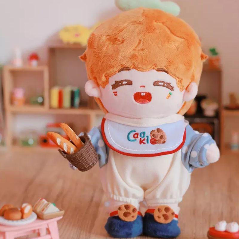 Outfit doll 10/15/20cm Set Cánh Cụt Lon Ton (75)
