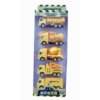 Hộp xe màu vàng HS-501